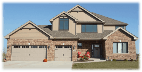 The Colin 2 homes in frankfort meadows
